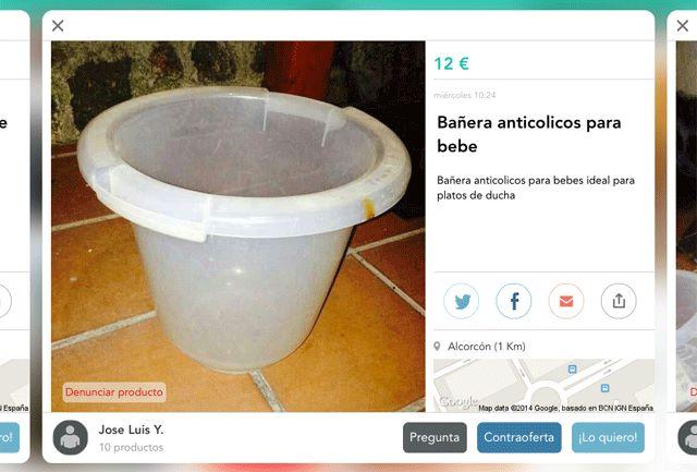 Bañera anticólicos