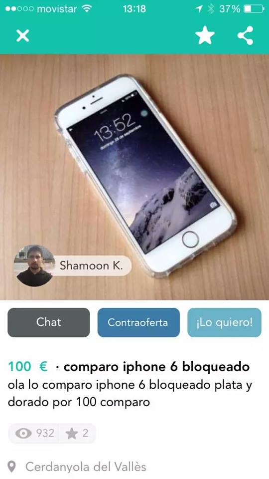 Iphone comparo
