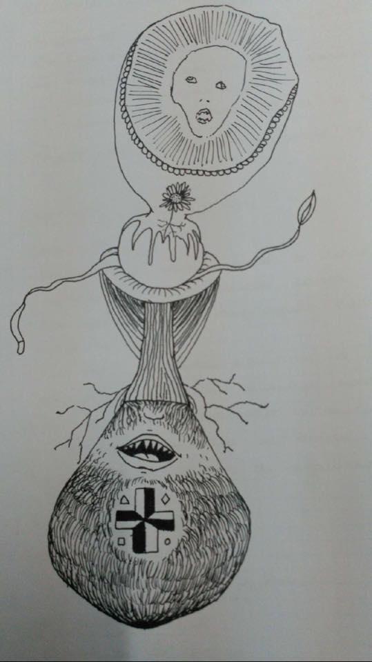 Dibujo diabólico 2