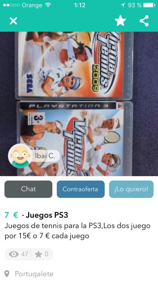 Juegos PS3
