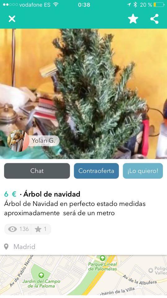 Árbol de Navidad 1
