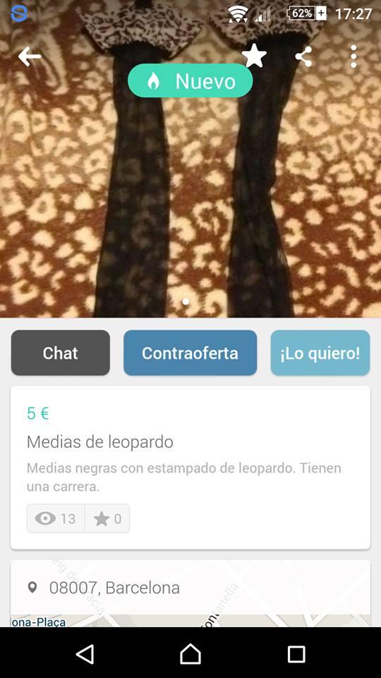 Medias de leopardo