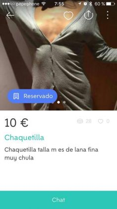 CHAQUETILLA