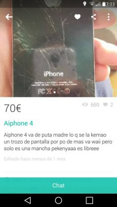 """AIPHONE 4"""