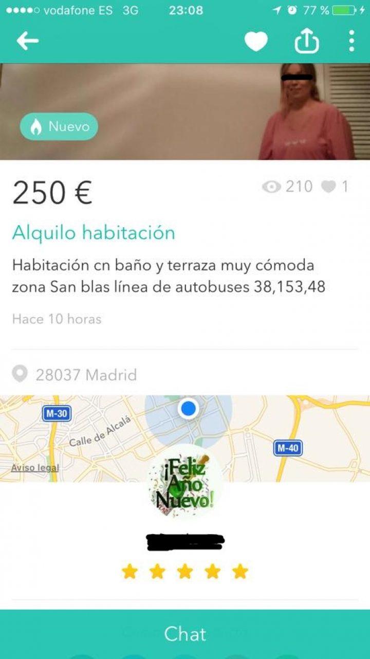 ALQUILO HABITACIÓN