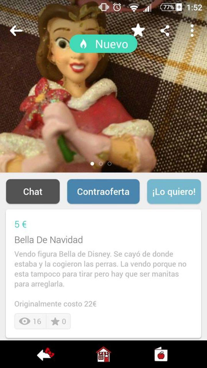 BELLA DE NAVIDAD