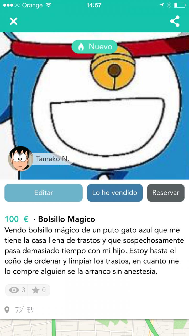 BOLSILLO MÁGICO