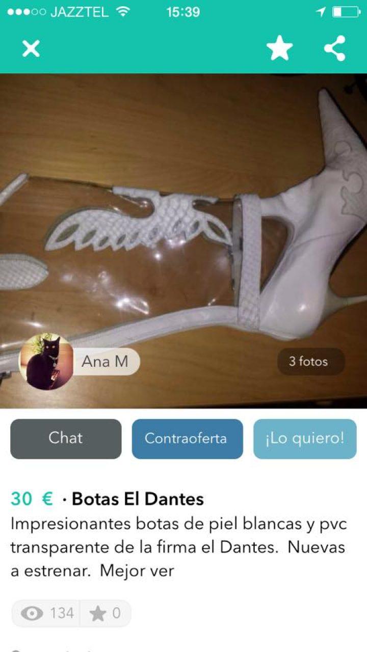 BOTAS EL DANTES