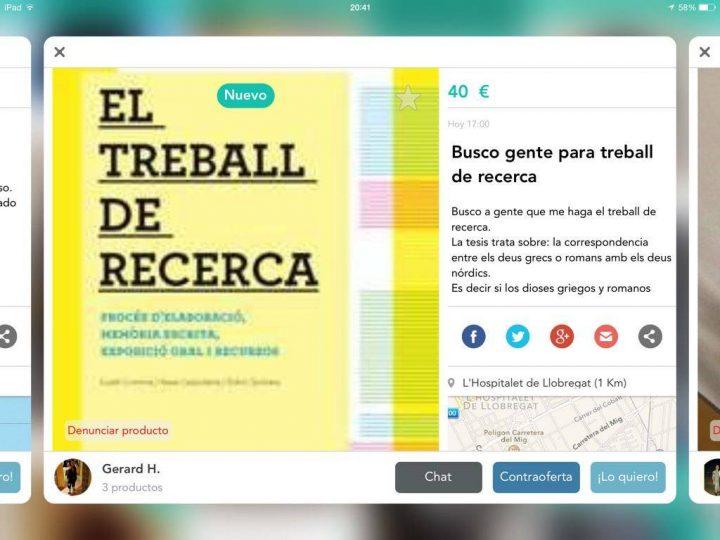 TREBALL RECERCA