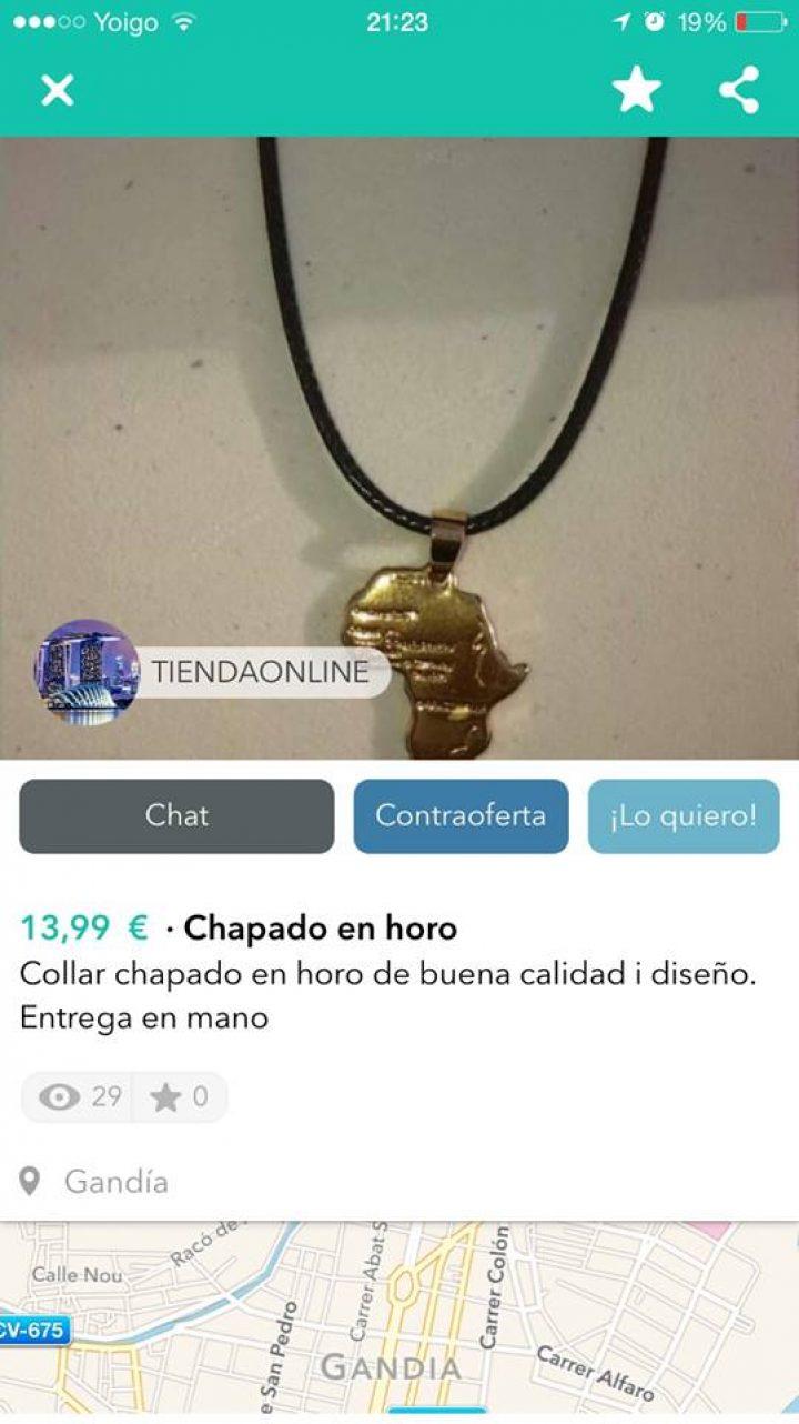 CHAPADO EN HORO