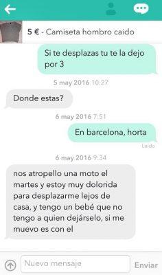 CAMISETA HOMBRO CAÍDO