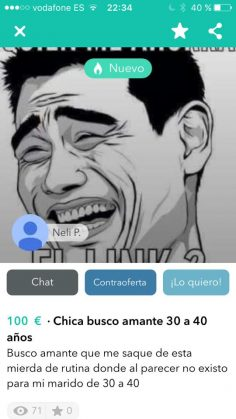 CHICA BUSCO AMANTE 30 A 40 AÑOS