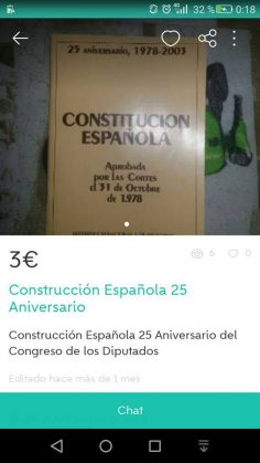 """""""CONSTRUCCIÓN ESPAÑOLA"""""""