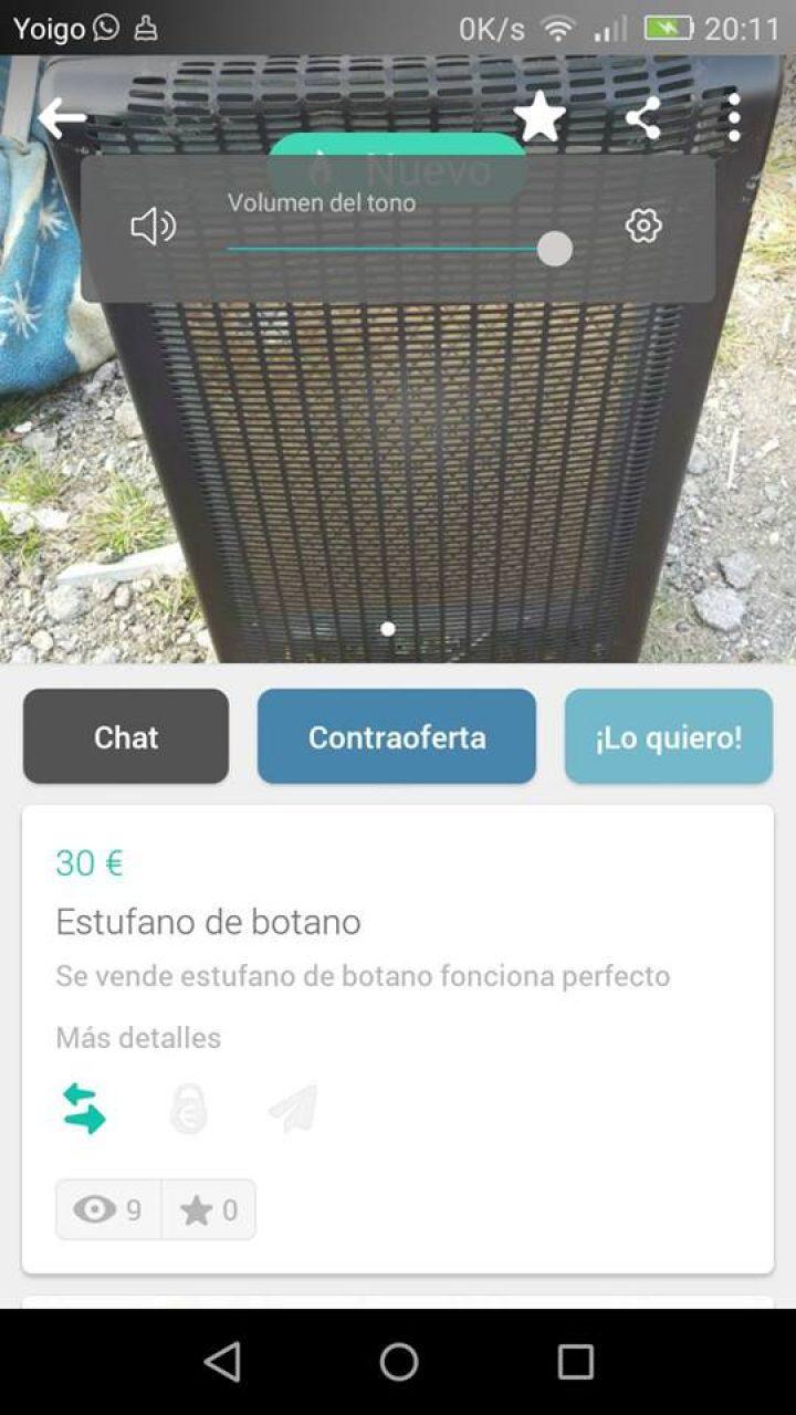 """ESTUFANO DE BOTANO"""