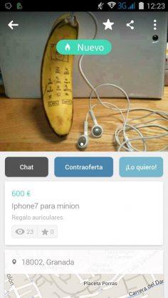IPHONE 7 PARA MINION