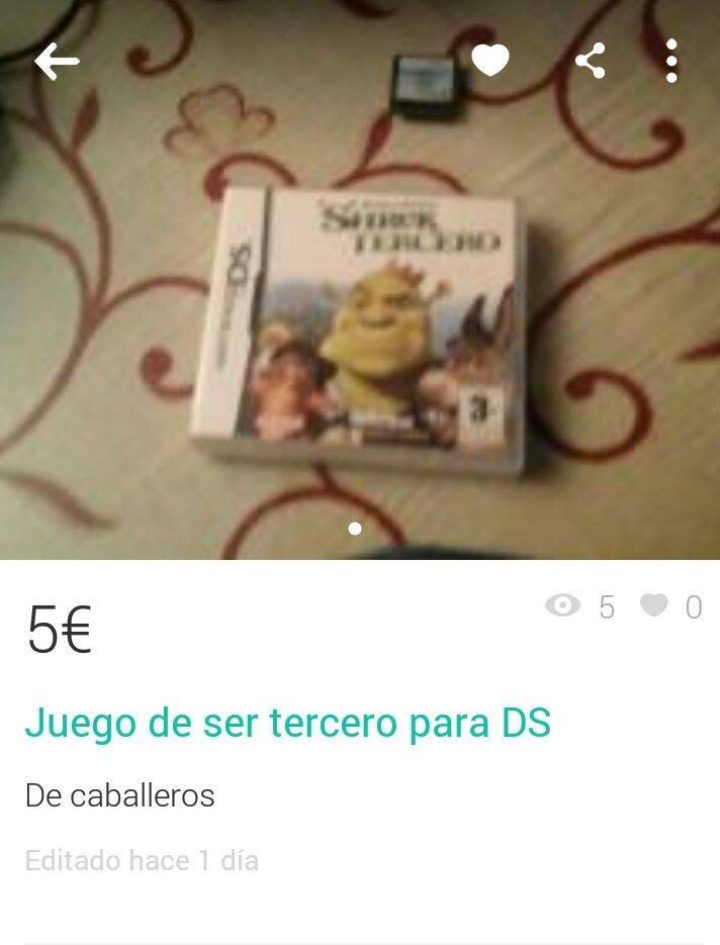 JUEGO DE CABALLEROS