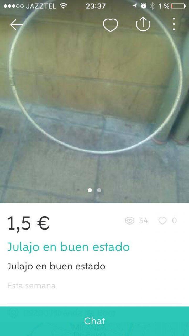 """JULAJO"""
