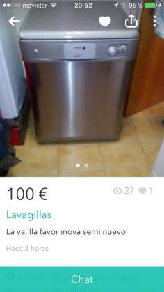 """LAVAGILLAS"""