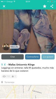 MALLAS UNICORNIO