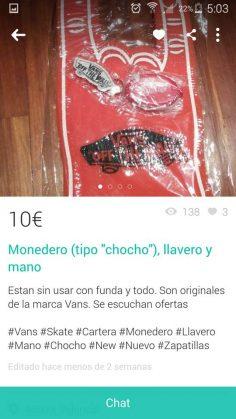 MONEDERO TIPO CHOCHO