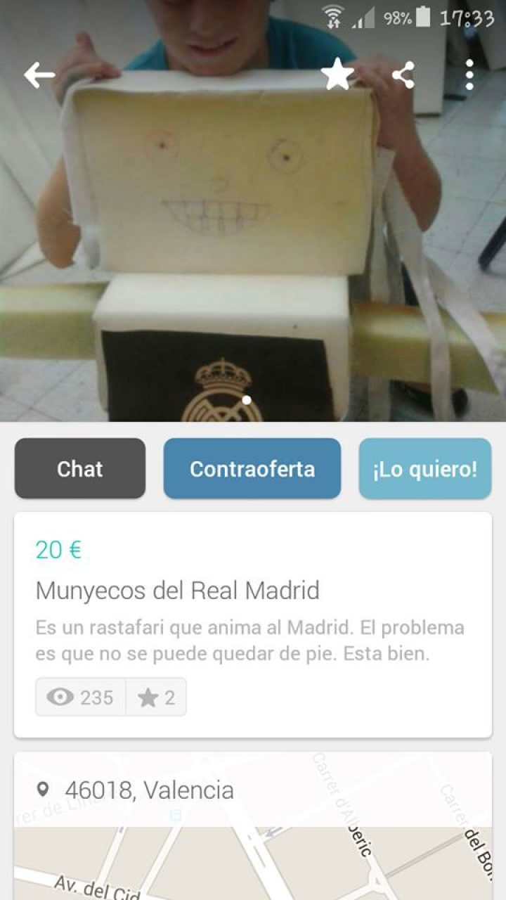 MUNYECOS DEL REAL MADRID