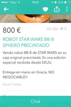 ROBOT STAR WARS