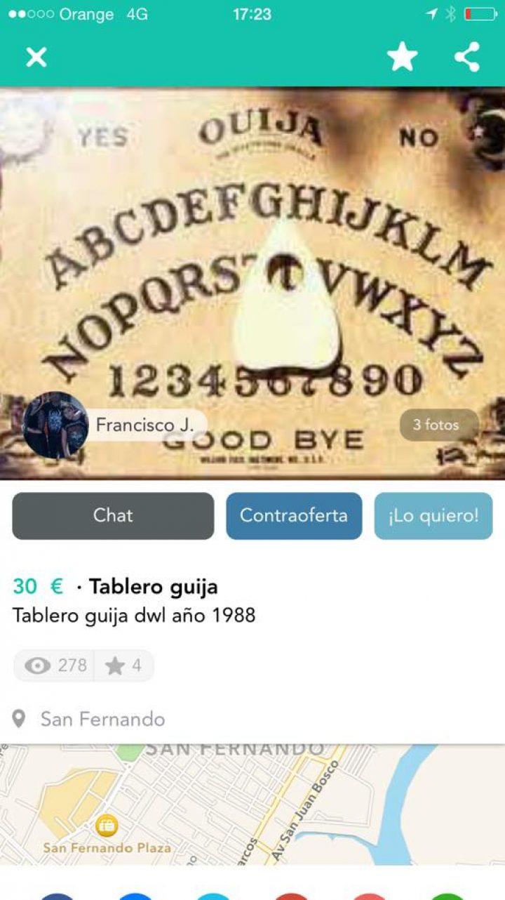 TABLERO GÜIJA