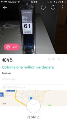 COLONIA ONE MILLION