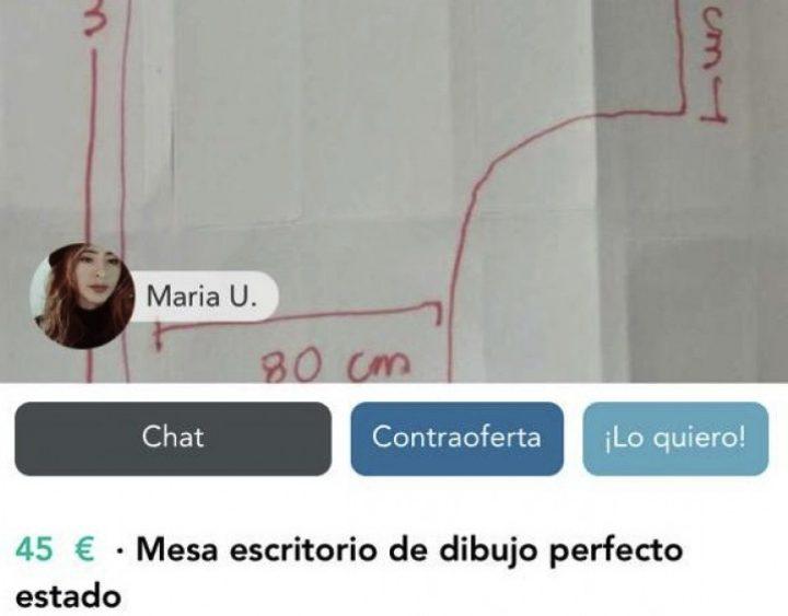 MESA DE PAPEL