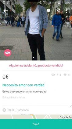 NECESITO AMOR CON VERDAD