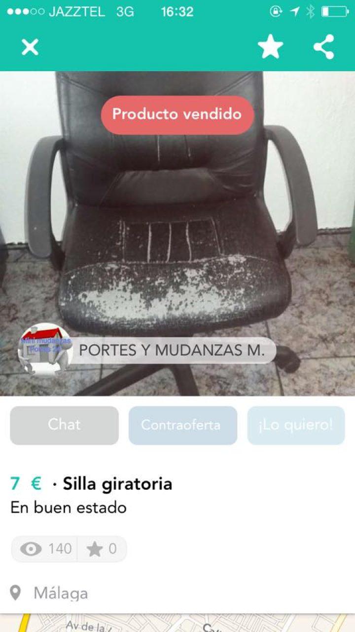 SILLA GIRATORIA