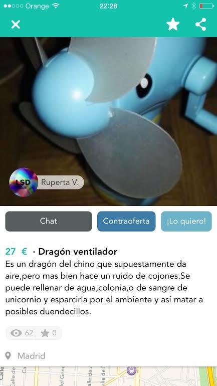 Dragón ventilador