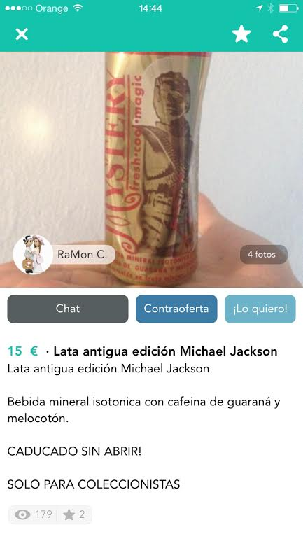 Lata Michael Jackson