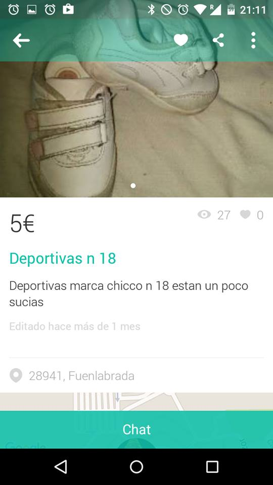 Chat deportivas marca chico 1