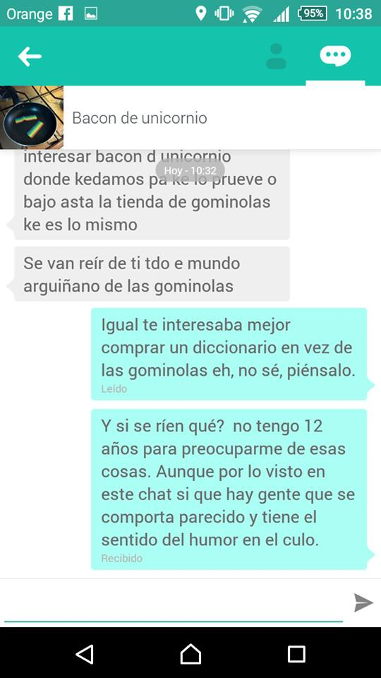 Chat bacon unicornio 4