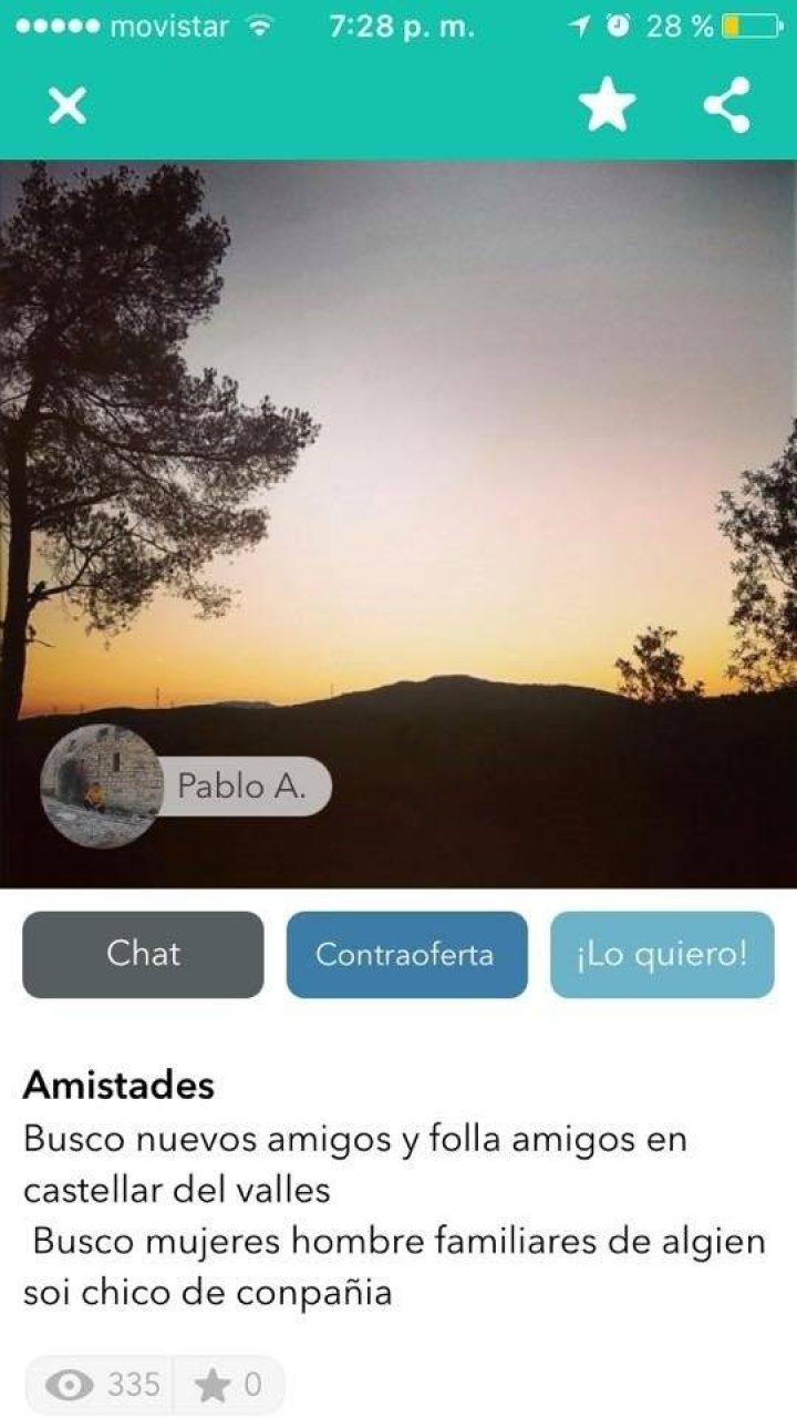 AMISTADES