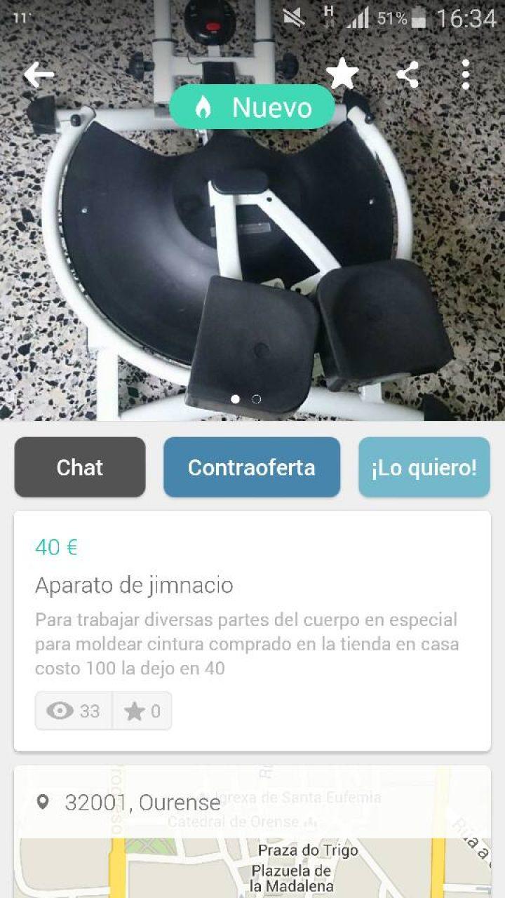 APARATO DE JIMNACIO