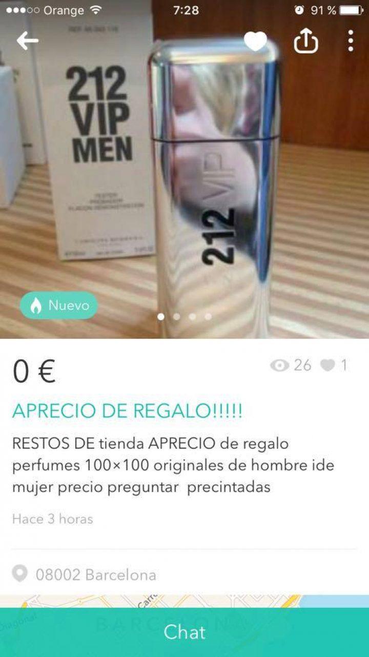 APRECIO DE REGALO