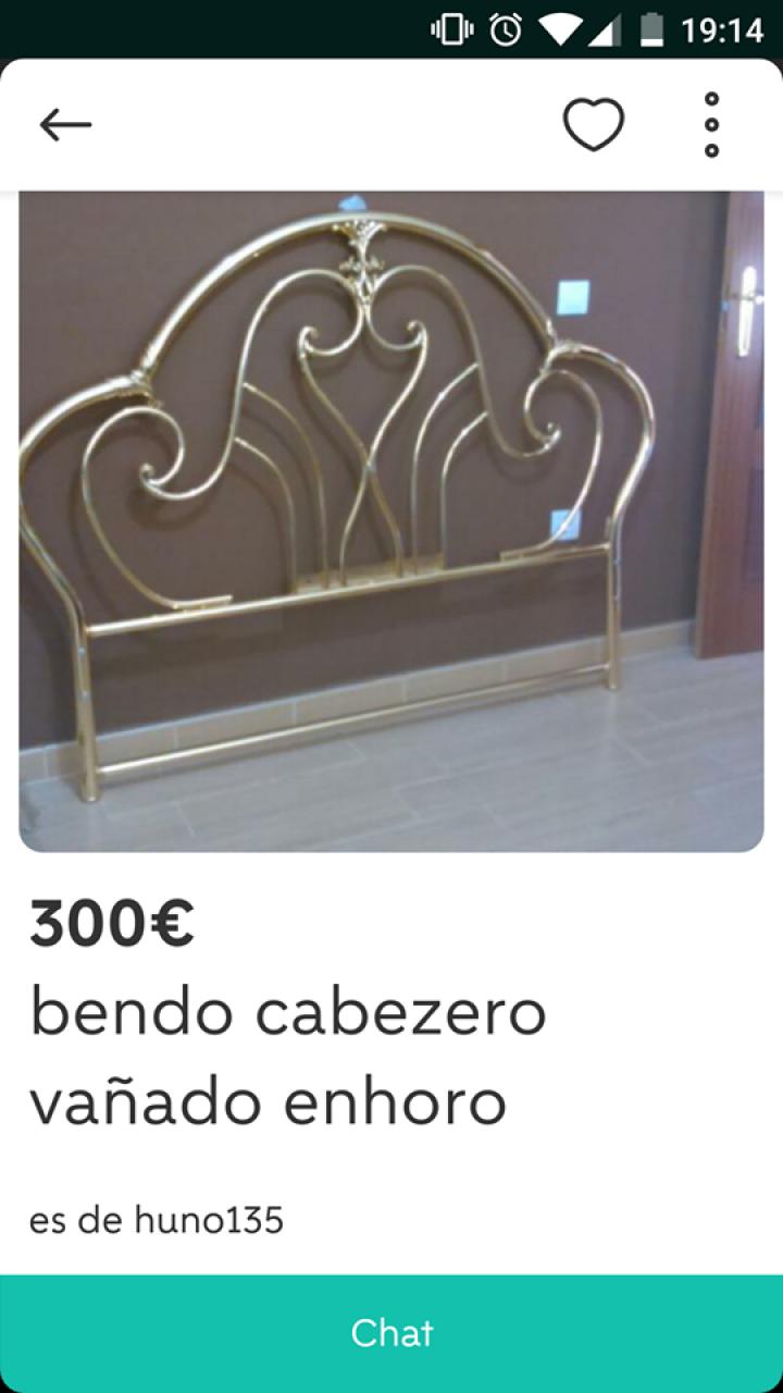 """""""CABEZERO"""""""