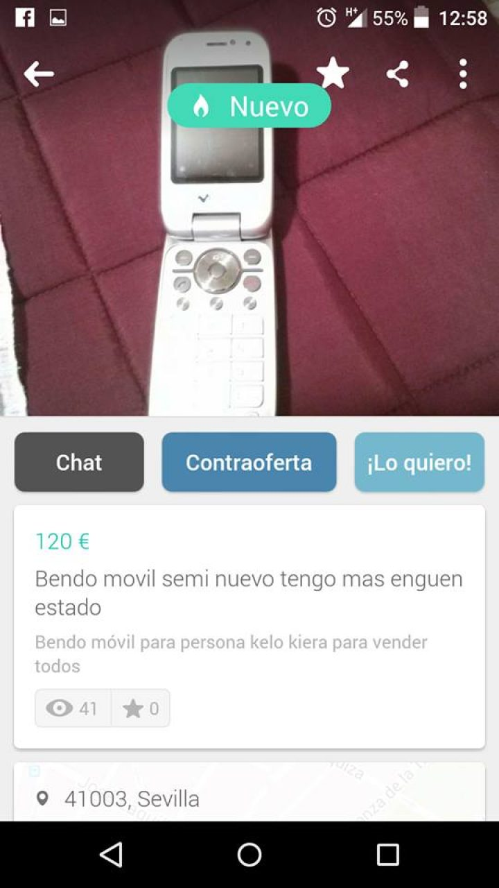 BENDO MOVIL SEMI NUEVO TENGO MAS ENGUEN ESTADO