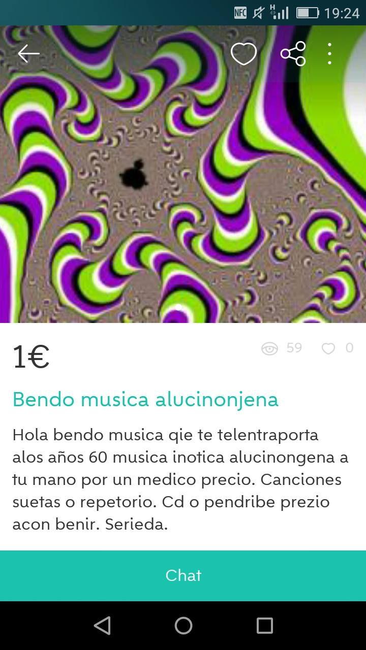 """""""BENDO MUSICA ALUNCINONJENA"""""""