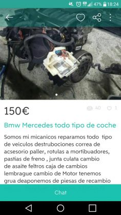 TODO TIPO DE COCHE