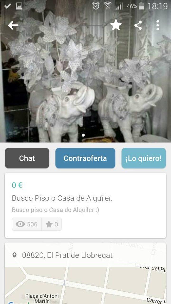 BUSCO PISO O CASA DE ALQUILER