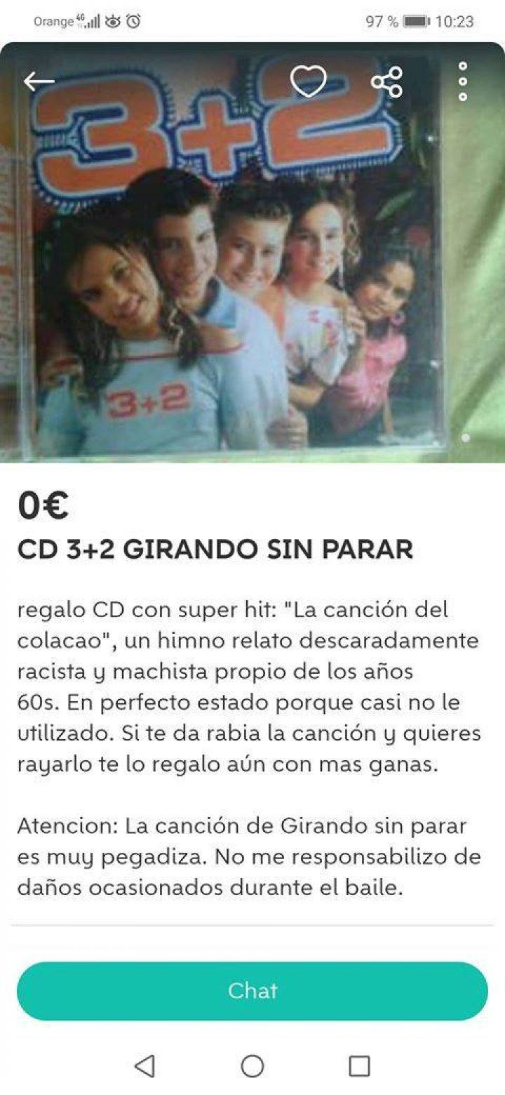 CD 3+2
