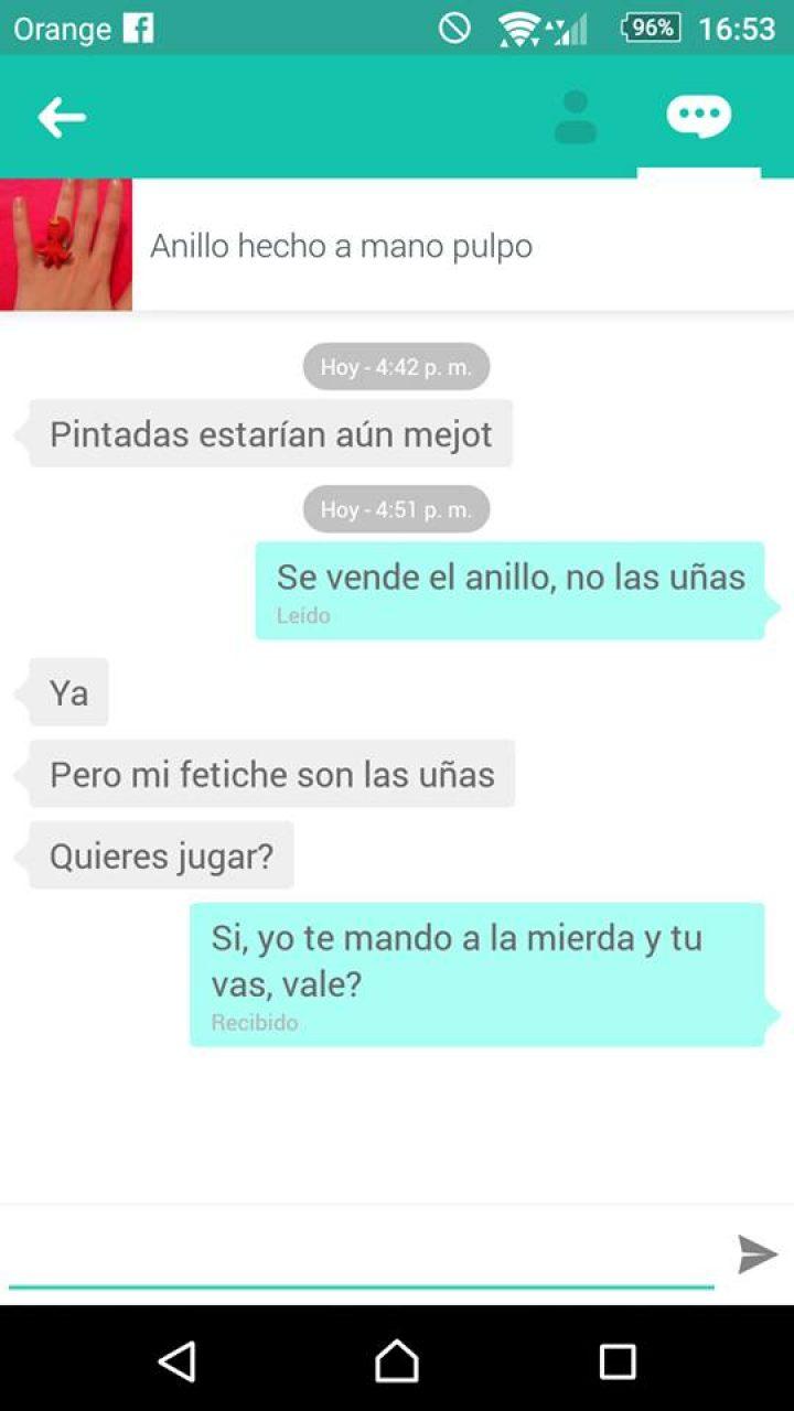 ANILLO HECHO A MANO