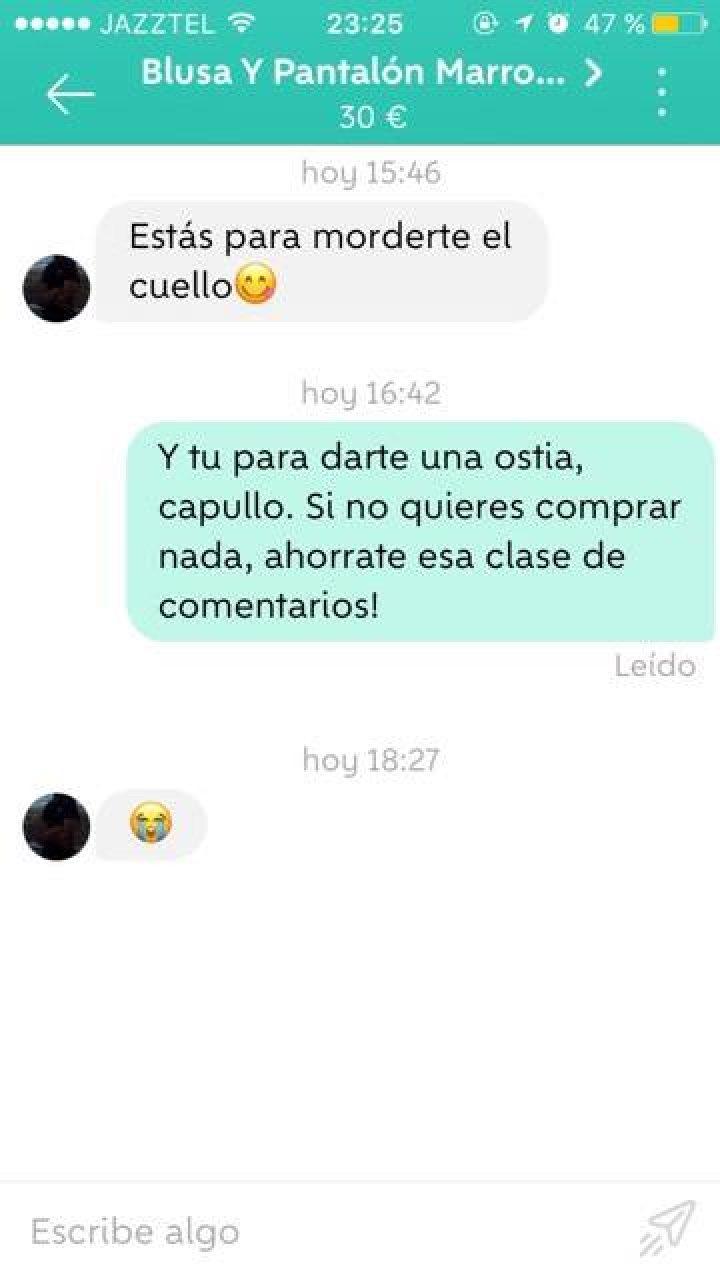 BLUSA Y PANTALÓN