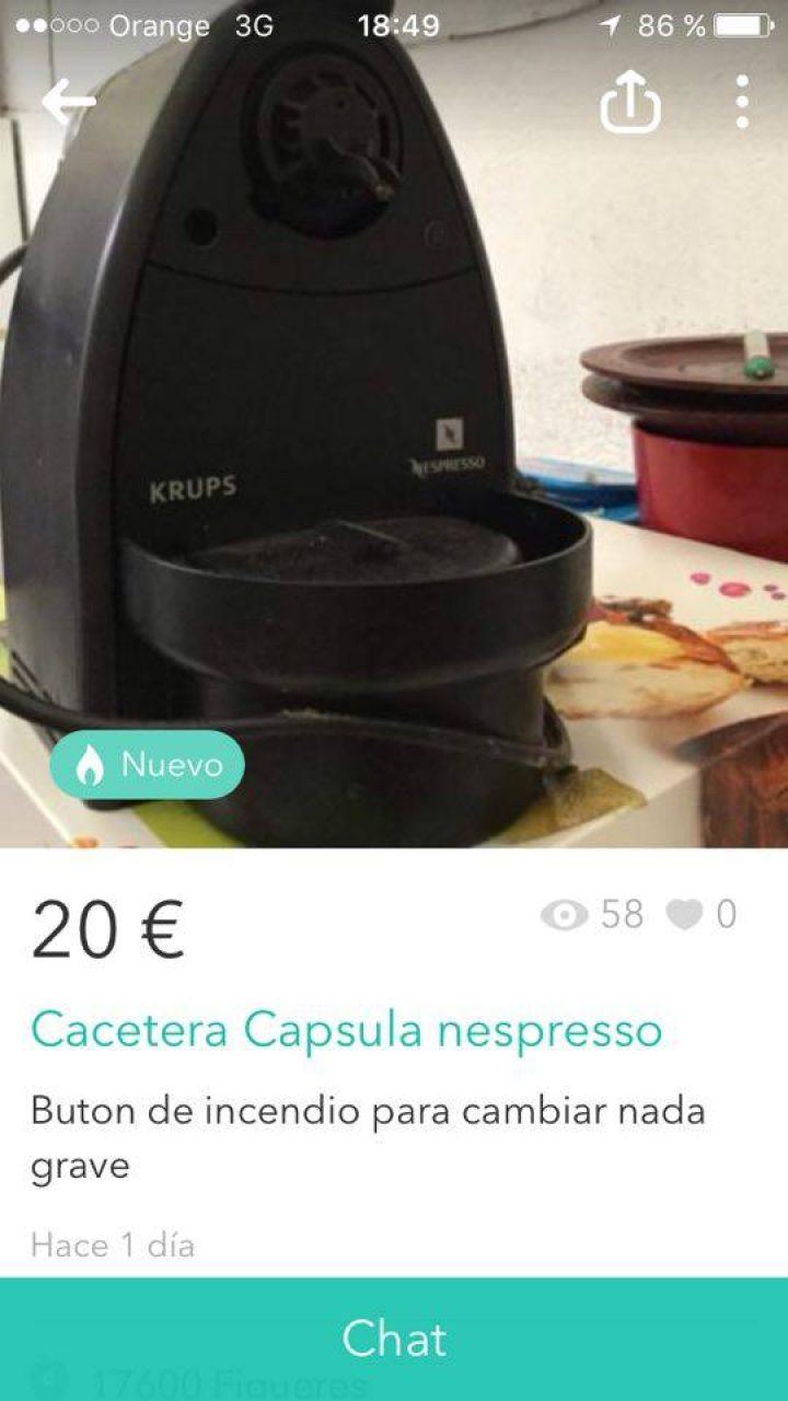 """""""CACETERA CAPSULA"""""""