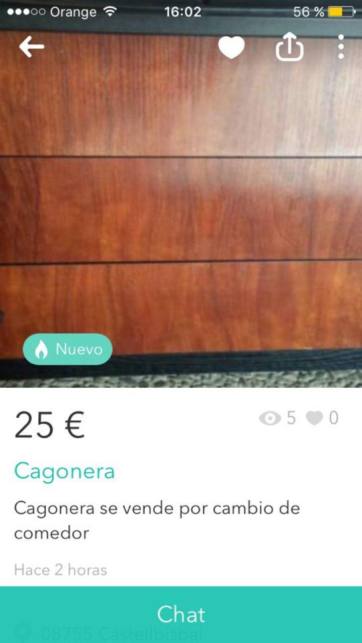 """CAGONERA"""