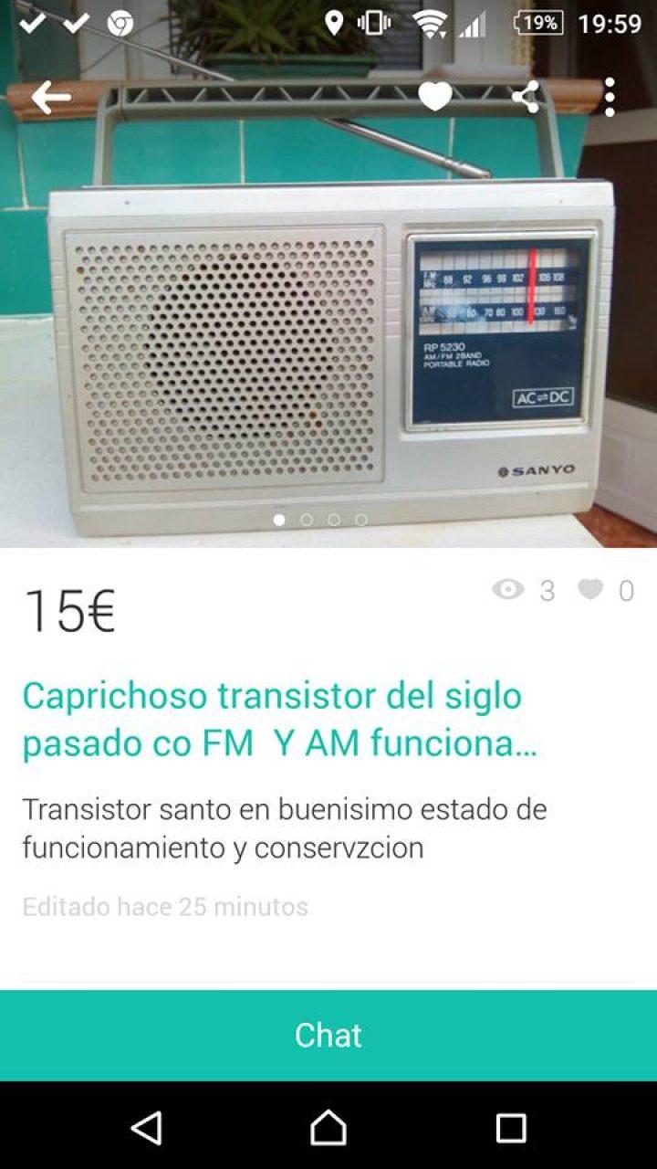 """""""CAPRICHOSO TRANSISTOR"""""""