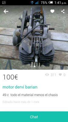 "MOTOR ""DERVI BARIAN"""